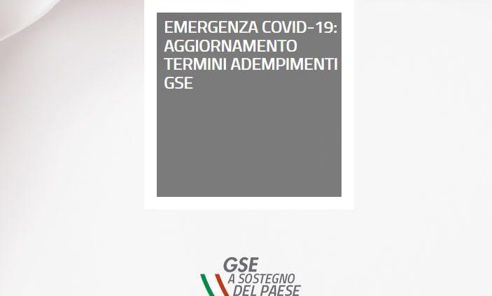 GSE COVID-19